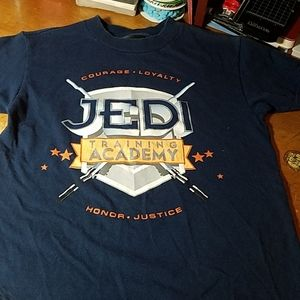 Star Wars Jedi Training Academy Blue T-Shirt